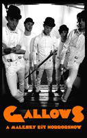 Gallows - Clockwork Orange Sticker